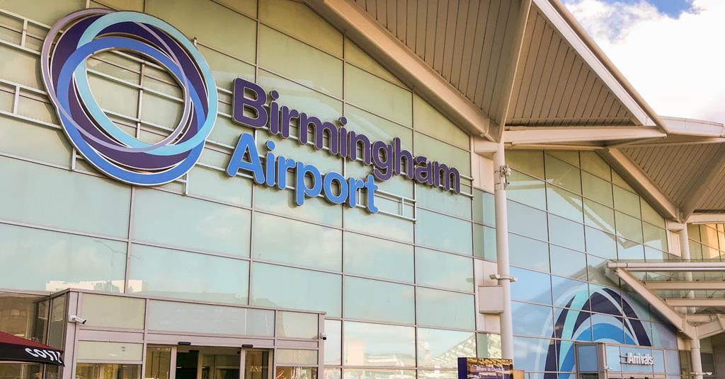 Derby to Birmingham Airport Transfers
